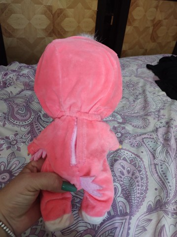 Boneca Cry babies flamingos - Foto 3