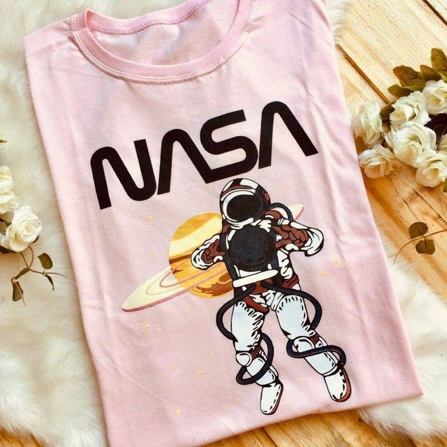 T-shirt qualquer modelo por R$35,00 - Foto 6