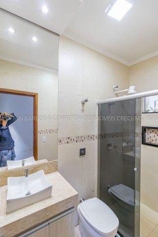 Casa com área de lazer completa e alto padrão de acabamento no Jd das Nações! - Foto 18