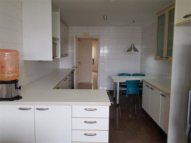 Apartamento para alugar com 4 dormitórios em Santo amaro, São paulo cod:REO96634 - Foto 12