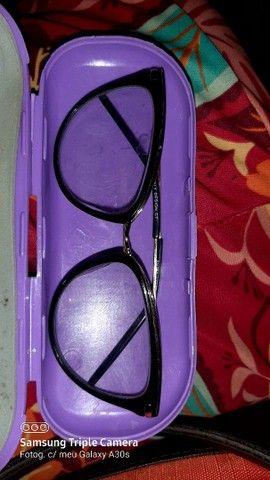 Vendo 2 armação uma na marca Amora é a outra e marca diferente - Foto 2