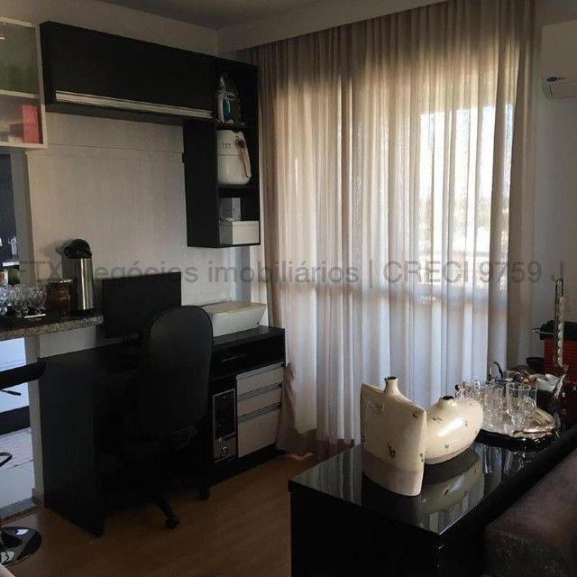 Apartamento à venda, 1 quarto, 1 suíte, Carandá Bosque - Campo Grande/MS - Foto 4