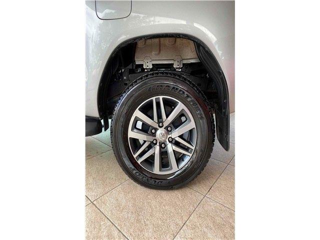 Toyota Hilux 2019 2.8 srv 4x4 cd 16v diesel 4p automático - Foto 10