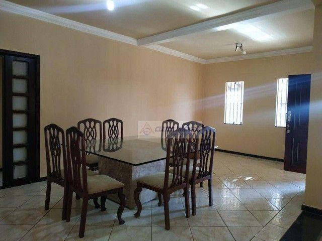 Casa com 5 dormitórios à venda, 239 m² por R$ 580.000,00 - Santa Cruz - Cuiabá/MT - Foto 4