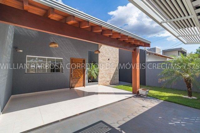 Casa com área de lazer completa e alto padrão de acabamento no Jd das Nações! - Foto 11