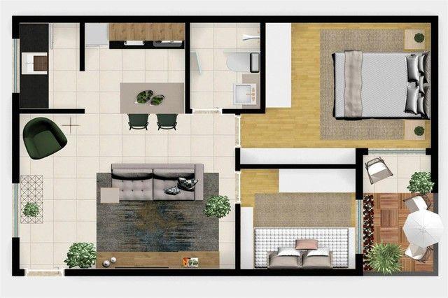 Apartamento à venda com 2 dormitórios em Penha, São paulo cod:REO508970 - Foto 2