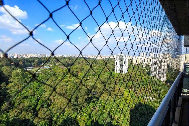 Apartamento para alugar com 4 dormitórios em Alto da boa vista, São paulo cod:REO394791 - Foto 18