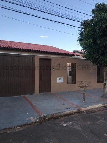 Casa à venda, 3 quartos, 1 suíte, 5 vagas, Vila Palmira - Campo Grande/MS