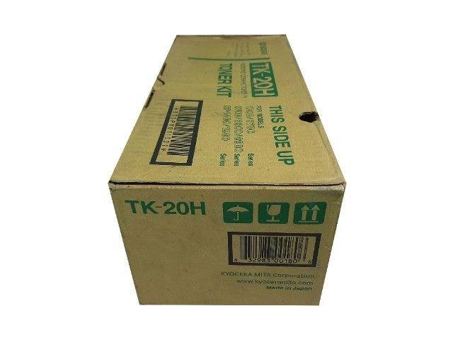 Toner Kyocera TK20H Original Novo - Foto 4