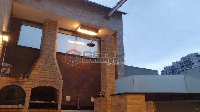 Cobertura à venda com 2 dormitórios em Flamengo, Rio de janeiro cod:LACO20141 - Foto 2