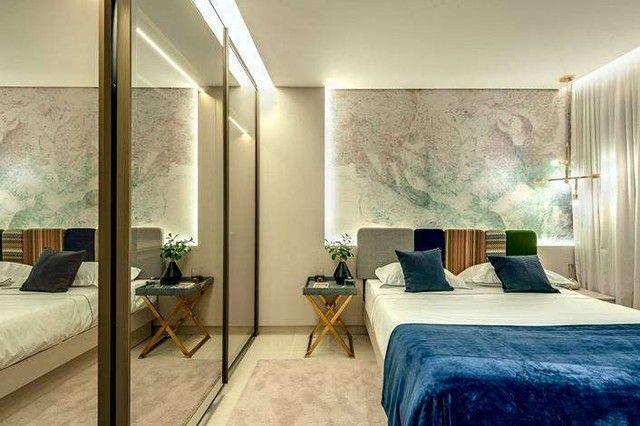 Hit Marista - Apartamento de 116m², com 2 à 3 Dorm - Setor Marista - GO - Foto 4