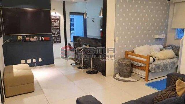 Cobertura à venda com 2 dormitórios em Flamengo, Rio de janeiro cod:LACO20141 - Foto 11