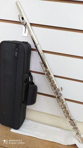 Flauta transversal moresky (nova) em ate 12 x no cartão <br> - Foto 5