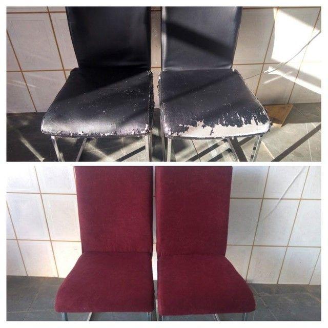 Reforma em cadeiras  - Foto 5