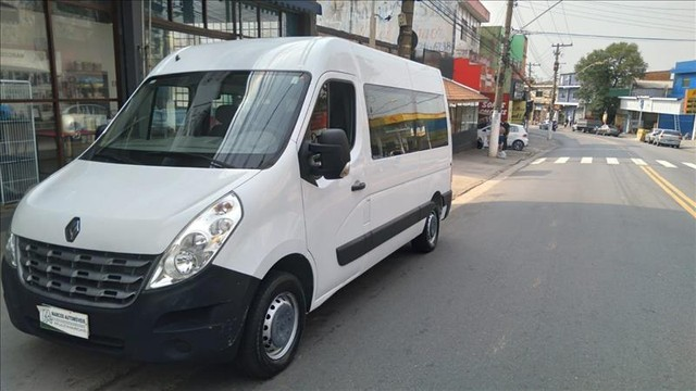 Renault Master 2.3 Dci Minibus Standard L2h2 16 lu