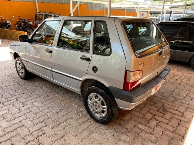 Fiat Uno Mille Economy Celebration 2013 com apenas 120.000 Km, financiamos! - Foto 10