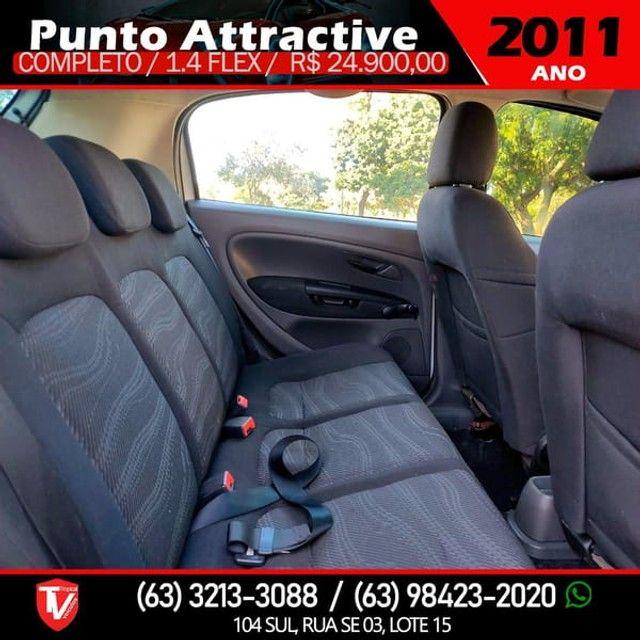 Fiat PUNTO ATTRACTIVE 1.4  - Foto 9