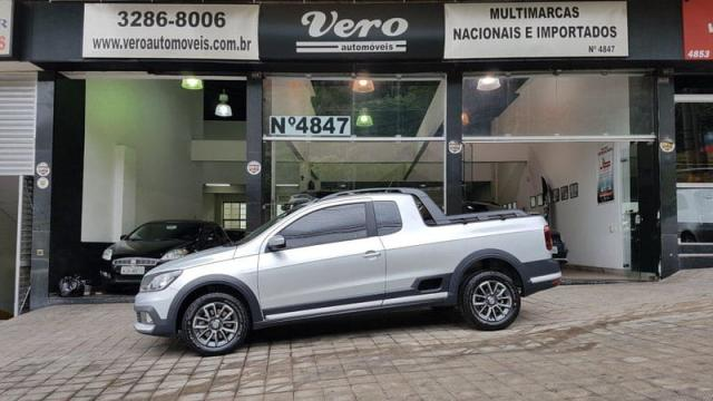 VOLKSWAGEN SAVEIRO CROSS CE 1.6 16V TOTAL FLEX MEC. 2017