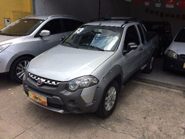 FIAT STRADA ADVENTURE LOCKER CE 2013 COMPLETA