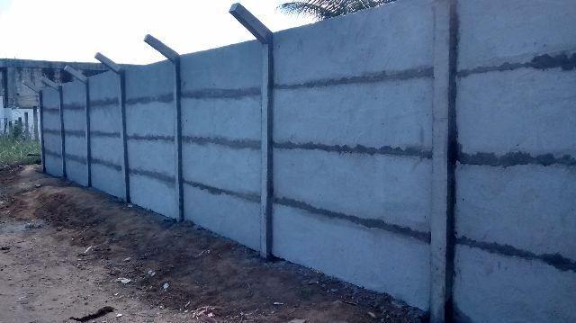 Muro Pré-moldados C/ Instalação Grátis