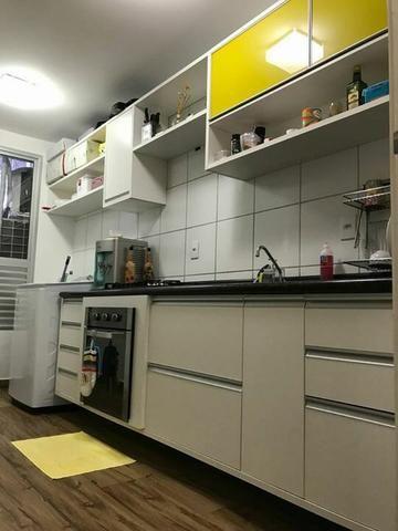 Smile flores/ lindo apartamento/3 quartos /semi mobiliado