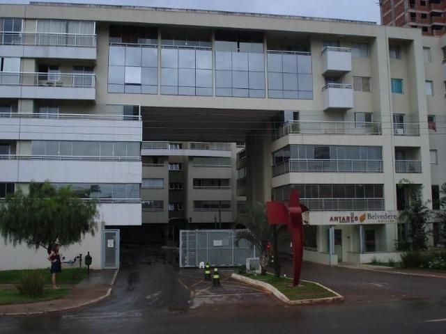 Excelente apartamento mobiliado - área nobre do Guará II