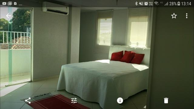 Lindo Apartamento Mobiliado Área Nobre