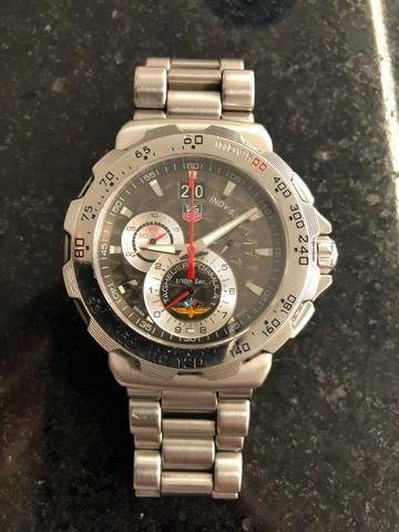 7059197cc78 Relógio Tag Heuer Indy 500 - Bijouterias