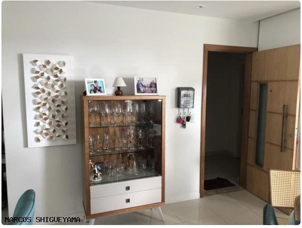 Apartamento com 3/4 (2 suítes) + dependência. armários e painéis primeira linha! VG1620 - Foto 4