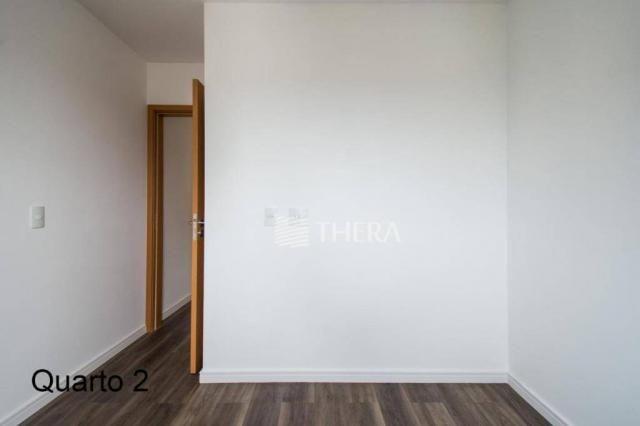 Apartamento com 2 dormitórios para alugar, 59 m² por r$ 1.350,00/mês - santa teresinha - s - Foto 19