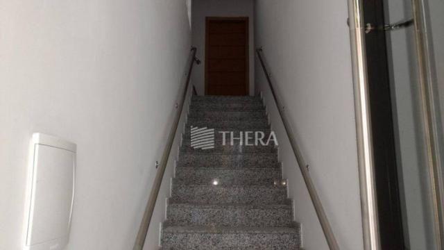 Sala para alugar, 28 m² por r$ 1.250,00/mês - centro - santo andré/sp - Foto 8