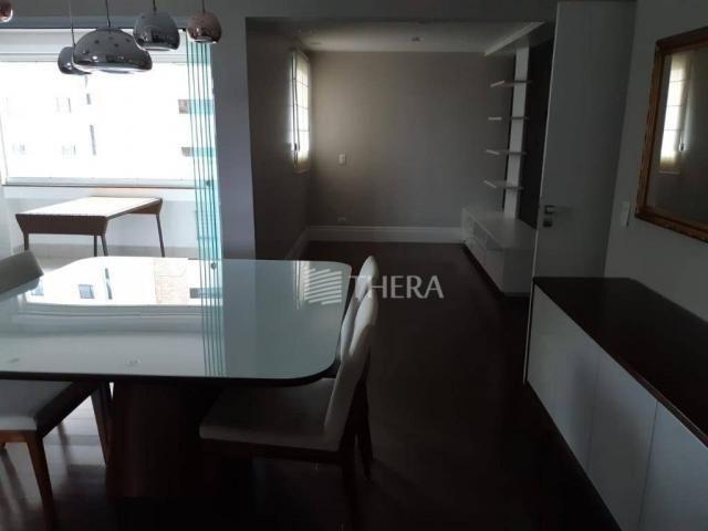 Apartamento com 3 dormitórios para alugar, 135 m² por r$ 5.000/mês - vila léa - santo andr - Foto 3