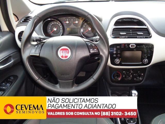 Fiat Punto Essence 1.6 Dualogic - Foto 11