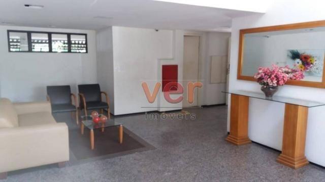 Apartamento para alugar, 60 m² por R$ 1.500,00/mês - Meireles - Fortaleza/CE - Foto 5