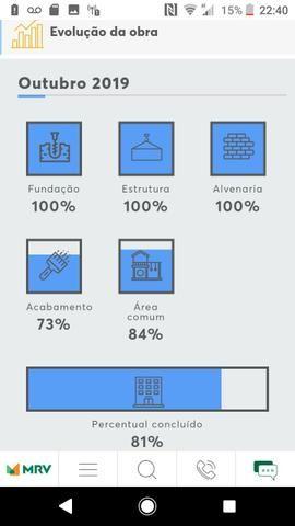 Aptos de 2 quartos em Cariacica com 81% de obra concluída - Foto 9