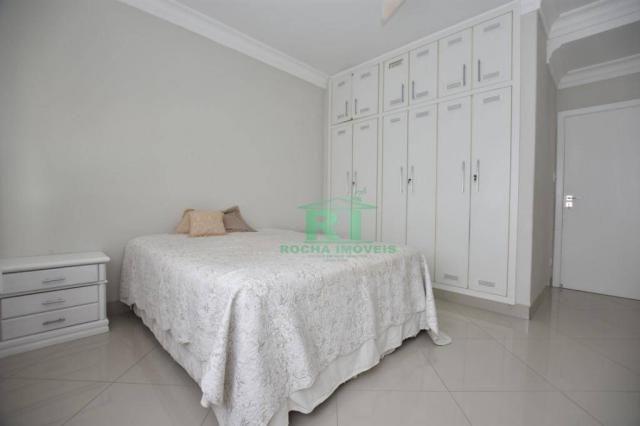 Apartamento com 4 dormitórios à venda, 190 m² - Praia das Pitangueiras - Guarujá/SP - Foto 7