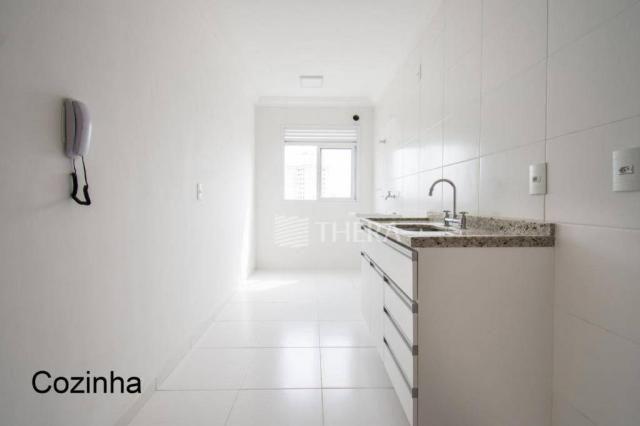 Apartamento com 2 dormitórios para alugar, 59 m² por r$ 1.350,00/mês - santa teresinha - s - Foto 9