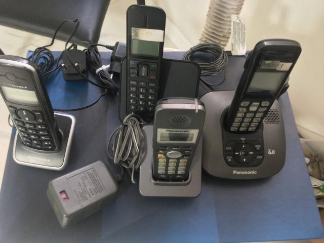 Telefones sem fio pra vender