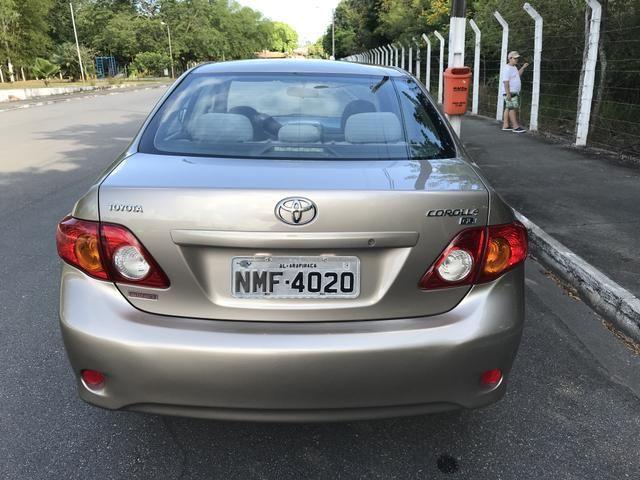 Toyota Corolla GLI automático 2010 - Foto 4