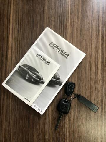 Corolla XLI 1.6 2010 Aut. Completo (Gasolina) - Foto 8