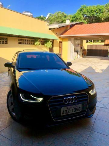 Audi a4 ambiente com teto - Foto 6