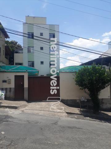 Apartamento à venda com 2 dormitórios em Água branca, Contagem cod:517792