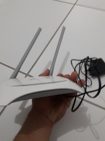 Roteador 4 Pontos TP-LINK. - Foto 2
