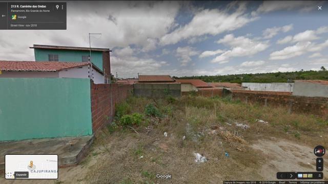 Terreno à venda, 200 m² por r$ 40.000,00 - cajupiranga - parnamirim/rn
