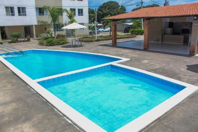 Apartamento com 2 dormitórios à venda, 59 m² por r$ 100.000,00 - santa tereza - parnamirim - Foto 8