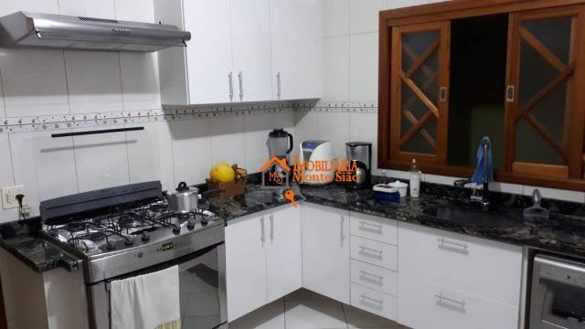 Sobrado com 3 dormitórios à venda, 147 m² por R$ 650.000,00 - Jardim Imperador - Guarulhos - Foto 5