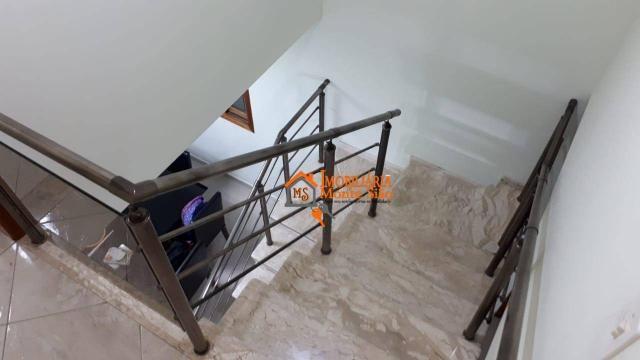 Sobrado com 3 dormitórios à venda, 147 m² por R$ 650.000,00 - Jardim Imperador - Guarulhos - Foto 7