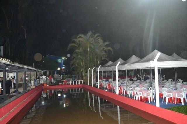 Chácara para festa com piscina,cachoeira,campo de futebol,pesqueiro - Foto 3