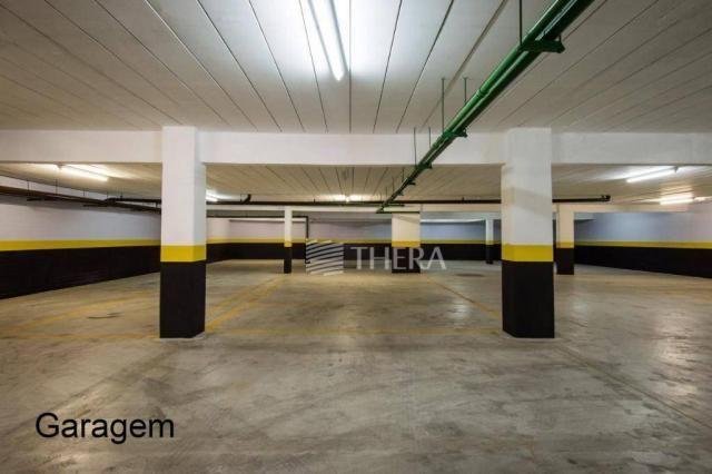 Apartamento com 2 dormitórios para alugar, 59 m² por r$ 1.350,00/mês - santa teresinha - s - Foto 17