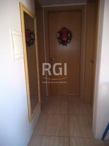 Apartamento à venda com 2 dormitórios em Rondônia, Novo hamburgo cod:VR29776 - Foto 8